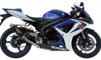 Mivv High up GP izpuh karbon Suzuki GSX-R 750  CF1111 2006