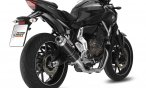 Mivv High up GP izpuh karbon Yamaha MT-07 700 A ABS   2015